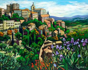 Village of Gordes – Provence,