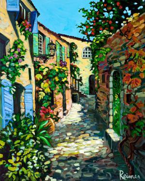 St. Paul de Vence # 1 – Provence